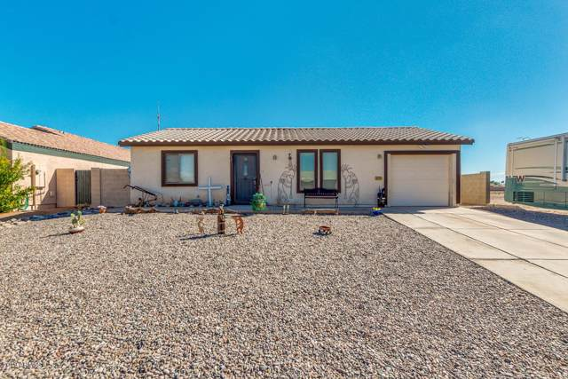 8735 W Concordia Drive, Arizona City, AZ 85123 (MLS #5981416) :: Kortright Group - West USA Realty
