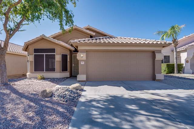 4455 E Badger Way, Phoenix, AZ 85044 (MLS #5981432) :: Revelation Real Estate