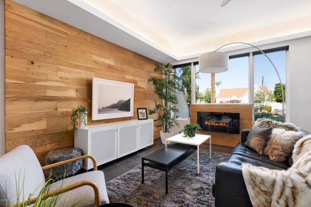17 W Vernon Avenue #25, Phoenix, AZ 85003 (MLS #5981440) :: The Property Partners at eXp Realty