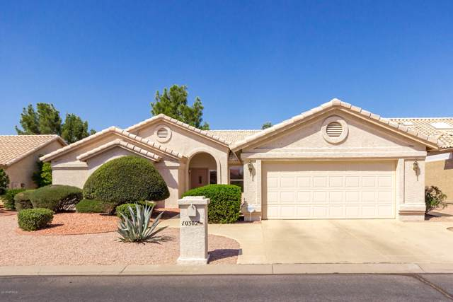 10302 E Coopers Hawk Drive, Sun Lakes, AZ 85248 (MLS #5981445) :: Kortright Group - West USA Realty