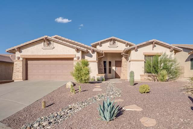 8241 S Rocky Peak Court, Gold Canyon, AZ 85118 (MLS #5981447) :: Revelation Real Estate