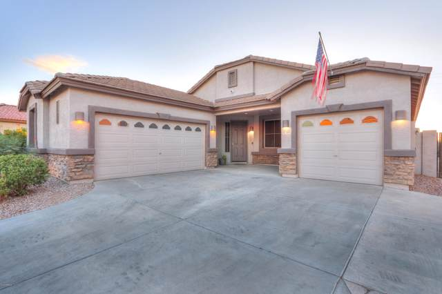 1889 N Agave Street, Casa Grande, AZ 85122 (MLS #5981462) :: Kortright Group - West USA Realty