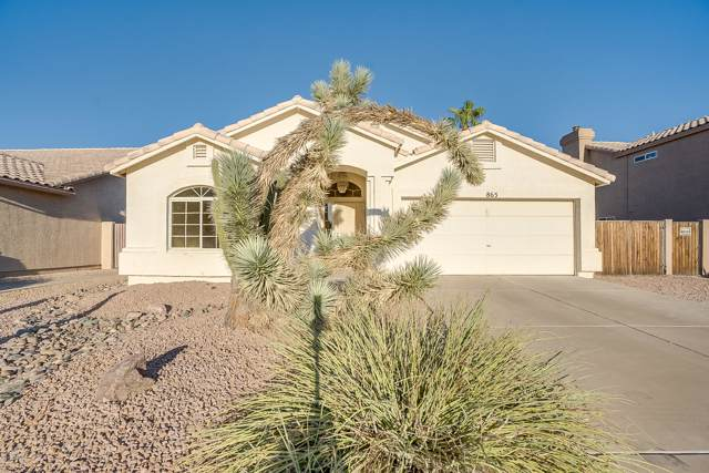 865 N Jackson Street, Gilbert, AZ 85233 (#5981476) :: Luxury Group - Realty Executives Tucson Elite