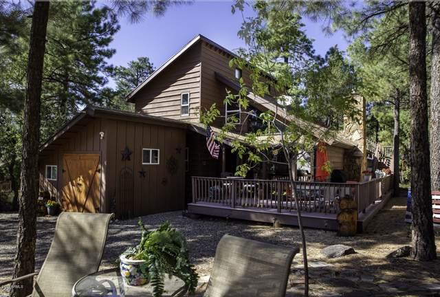 1420 E Pinewood Boulevard, Munds Park, AZ 86017 (MLS #5981477) :: Revelation Real Estate