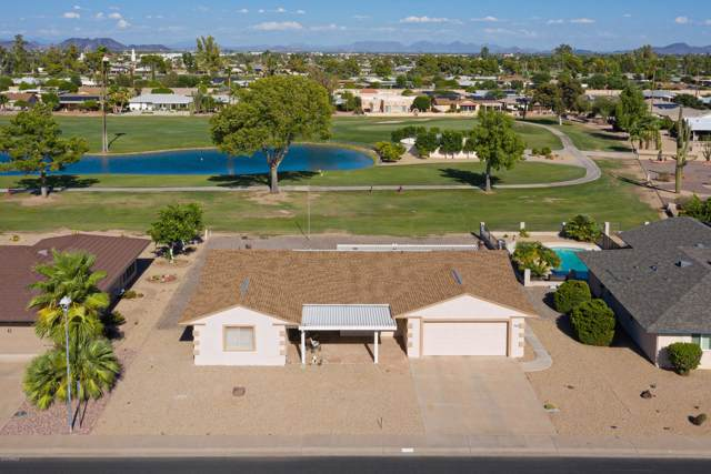 10022 W Brookside Drive, Sun City, AZ 85351 (MLS #5981520) :: The Bill and Cindy Flowers Team