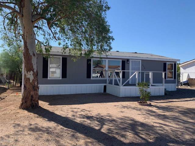 538 S 97TH Place, Mesa, AZ 85208 (MLS #5981564) :: CC & Co. Real Estate Team