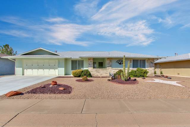 13206 W Beechwood Drive, Sun City West, AZ 85375 (MLS #5981566) :: The Daniel Montez Real Estate Group