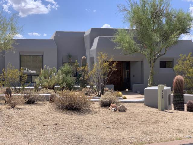10040 E Happy Valley Road #409, Scottsdale, AZ 85255 (MLS #5981567) :: Scott Gaertner Group