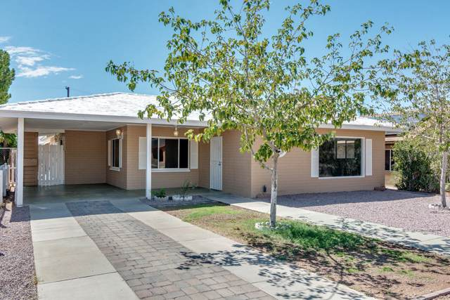 205 E 9TH Street, Casa Grande, AZ 85122 (MLS #5981587) :: Brett Tanner Home Selling Team