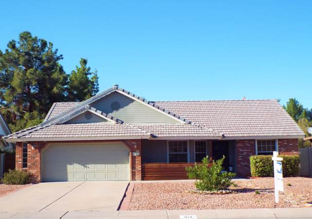 914 E Encinas Avenue, Gilbert, AZ 85234 (MLS #5981611) :: Keller Williams Realty Phoenix