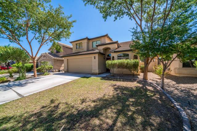 117 W Grey Stone Street, San Tan Valley, AZ 85143 (MLS #5981624) :: Lux Home Group at  Keller Williams Realty Phoenix