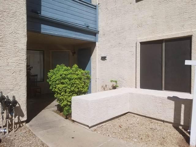 9419 N 59TH Avenue #138, Glendale, AZ 85302 (MLS #5981628) :: Keller Williams Realty Phoenix