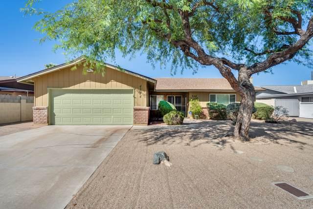 4514 W Bryce Lane, Glendale, AZ 85301 (MLS #5981632) :: The Bill and Cindy Flowers Team