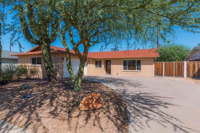 8526 E Vista Drive, Scottsdale, AZ 85250 (MLS #5981640) :: Keller Williams Realty Phoenix