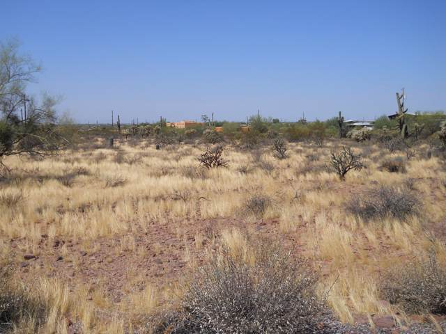 0 S Geronimo Road, Apache Junction, AZ 85119 (MLS #5981654) :: Devor Real Estate Associates