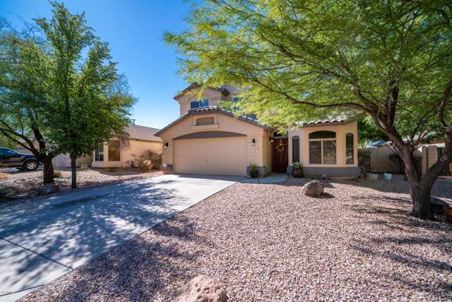 195 W Dexter Way, San Tan Valley, AZ 85143 (MLS #5981671) :: Lux Home Group at  Keller Williams Realty Phoenix