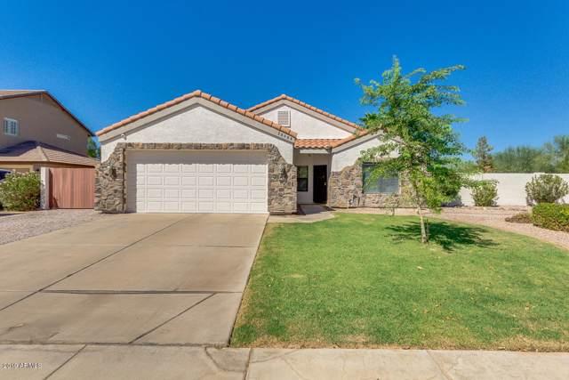 20488 E Bronco Drive, Queen Creek, AZ 85142 (MLS #5981686) :: Devor Real Estate Associates
