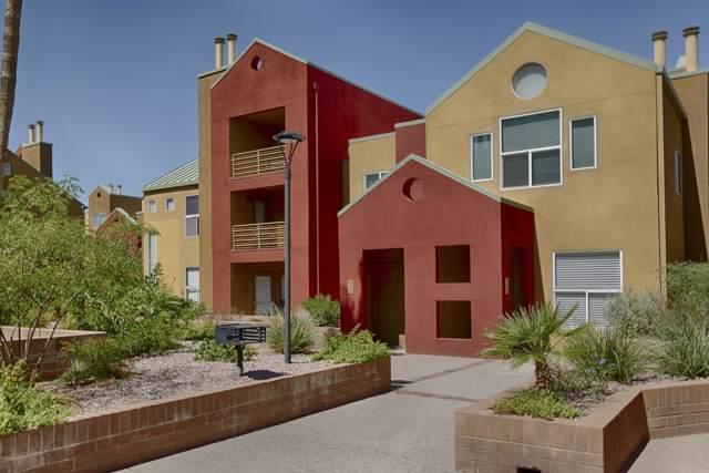 154 W 5TH Street #134, Tempe, AZ 85281 (MLS #5981692) :: Scott Gaertner Group