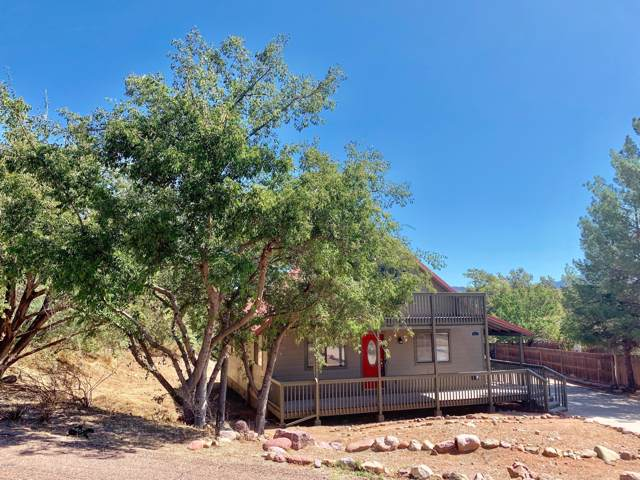 160 N Deer Creek Drive, Payson, AZ 85541 (MLS #5981693) :: Devor Real Estate Associates
