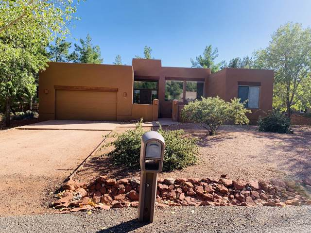105 Meadow Lark Lane, Sedona, AZ 86336 (MLS #5981730) :: Keller Williams Realty Phoenix