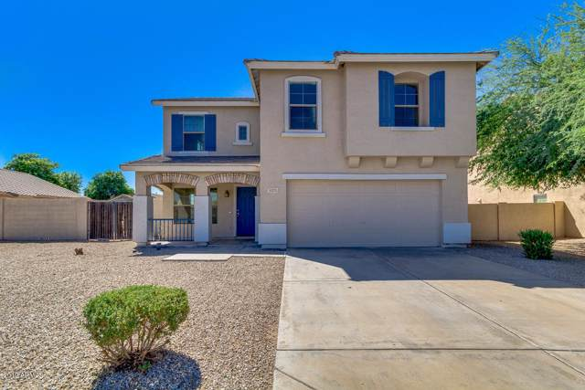 1173 E Heather Drive, San Tan Valley, AZ 85140 (MLS #5981734) :: Scott Gaertner Group