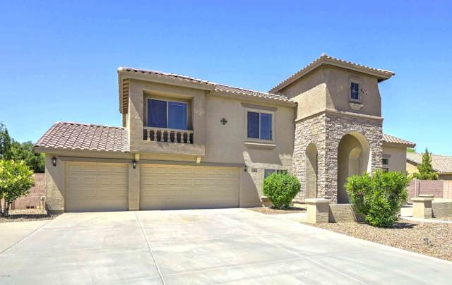 11620 E Starflower Drive, Chandler, AZ 85249 (MLS #5981740) :: The Property Partners at eXp Realty