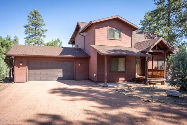 1468 Shade Tree Drive H, Heber, AZ 85928 (MLS #5981781) :: Keller Williams Realty Phoenix