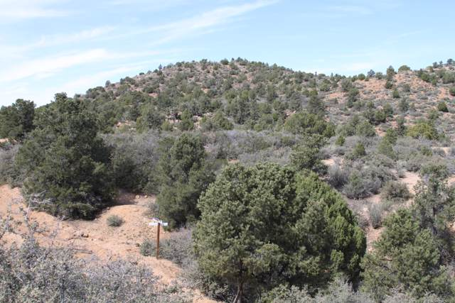 Lot 158 Bull Springs Road, Kingman, AZ 86401 (MLS #5981806) :: Brett Tanner Home Selling Team