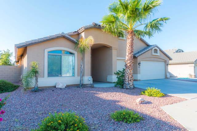 3149 W Sandra Terrace, Phoenix, AZ 85053 (MLS #5981809) :: Santizo Realty Group