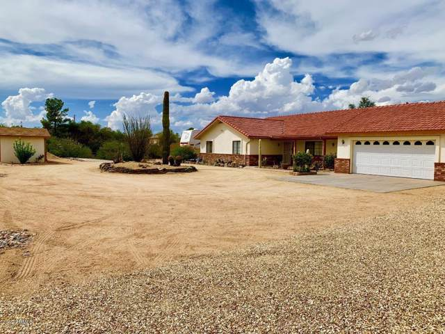 2380 W Val Vista Drive, Wickenburg, AZ 85390 (MLS #5981821) :: Lux Home Group at  Keller Williams Realty Phoenix