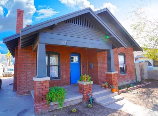 1431 E Mckinley Street, Phoenix, AZ 85006 (MLS #5981833) :: REMAX Professionals