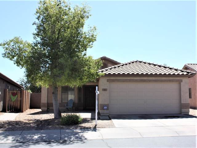 53 E Nolana Place, San Tan Valley, AZ 85143 (MLS #5981853) :: Lux Home Group at  Keller Williams Realty Phoenix