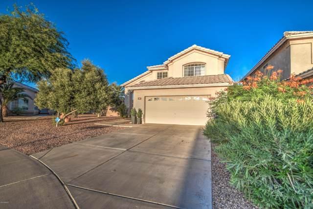 45 N Sahuaro Drive, Gilbert, AZ 85233 (MLS #5981856) :: The Carin Nguyen Team