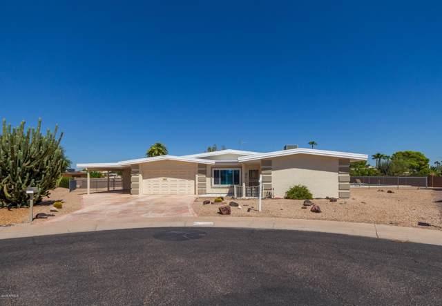 11018 W Granada Drive, Sun City, AZ 85373 (MLS #5981859) :: Lux Home Group at  Keller Williams Realty Phoenix