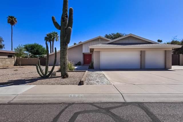 4521 W Bryce Lane, Glendale, AZ 85301 (MLS #5981862) :: The Bill and Cindy Flowers Team
