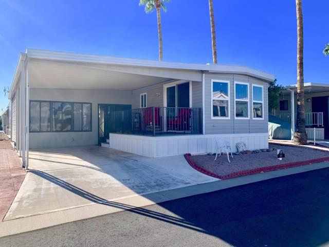 7750 E Broadway Road #476, Mesa, AZ 85208 (MLS #5981878) :: The Bill and Cindy Flowers Team