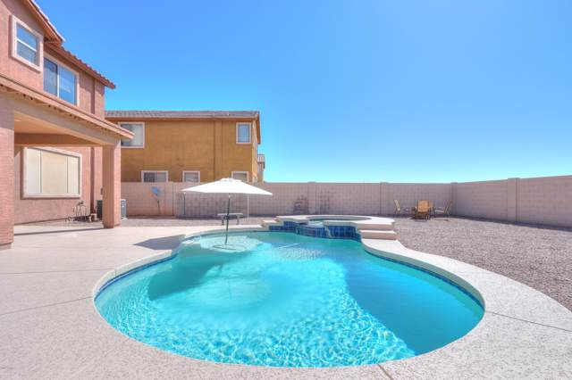 44109 W Palo Teca Road, Maricopa, AZ 85138 (MLS #5981904) :: Lucido Agency