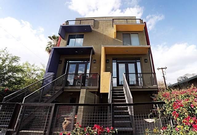 524 E Portland Street, Phoenix, AZ 85004 (MLS #5981913) :: Conway Real Estate