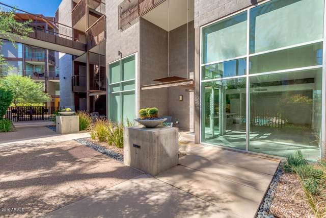 4747 N Scottsdale Road C1004, Scottsdale, AZ 85251 (MLS #5981926) :: Kortright Group - West USA Realty
