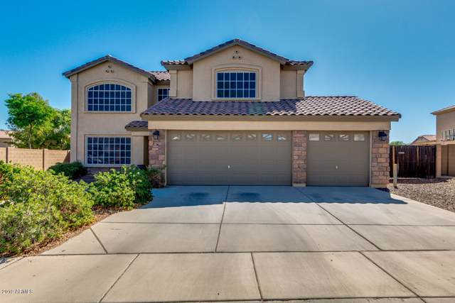 31707 N Desert Willow Road, San Tan Valley, AZ 85143 (MLS #5981937) :: Riddle Realty Group - Keller Williams Arizona Realty