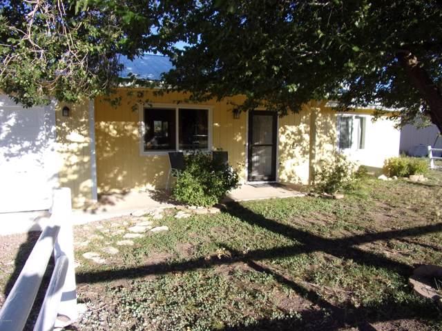 237 S Hamblin Street, Eagar, AZ 85925 (MLS #5981953) :: Devor Real Estate Associates