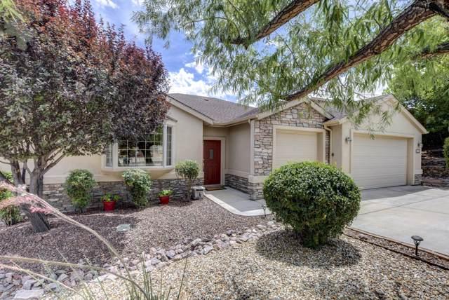 1739 Tatum Place, Prescott, AZ 86301 (MLS #5981980) :: Devor Real Estate Associates