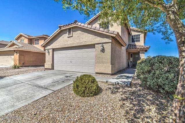 22592 W Adams Drive, Buckeye, AZ 85326 (MLS #5981983) :: Devor Real Estate Associates