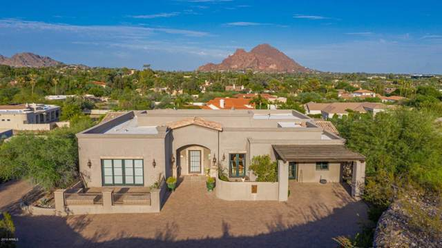 5738 N 32ND Place, Paradise Valley, AZ 85253 (MLS #5982009) :: Power Realty Group Model Home Center
