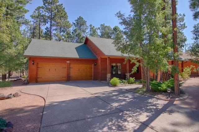 4758 Mountain Gate Circle, Pinetop-Lakeside, AZ 85929 (MLS #5982019) :: Devor Real Estate Associates