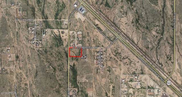 0 W Montgomery Road, Wittmann, AZ 85361 (MLS #5982057) :: Cindy & Co at My Home Group