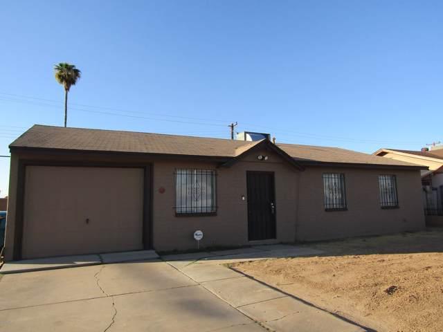 6840 W Pierson Street, Phoenix, AZ 85033 (MLS #5982087) :: Riddle Realty Group - Keller Williams Arizona Realty