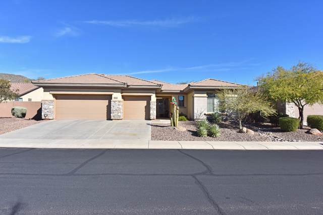 41719 N Laurel Valley Way, Anthem, AZ 85086 (MLS #5982101) :: Team Wilson Real Estate
