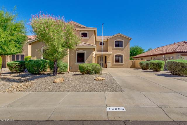 12503 S 175TH Avenue, Goodyear, AZ 85338 (MLS #5982128) :: The AZ Performance Realty Team
