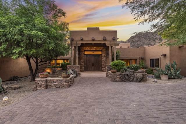 7500 N Black Rock Trail, Paradise Valley, AZ 85253 (MLS #5982187) :: The Kenny Klaus Team